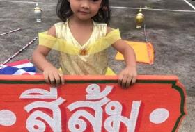 บรรยากาศโครงการส่งเสริมพัฒนาการเด็กปฐมวัย