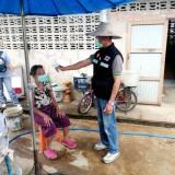 กิจกรรมรณรงค์/ป้องกันโรคไวรัสโควิด-๑๙ และโรคไข้เลือดออก