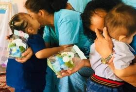 กิจกรรมวันแม่ ศูนย์พัฒนาเด็กเล็กในสังกัดเทศบาลตำบลแม่อาย